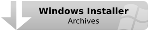 Windows Installer Archives