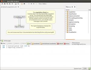 OpenVibe Designer